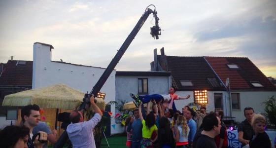 Videoclip Disney Channel CraneShot.nl